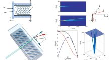 Routing of anisotropic spatial solitons and modulational instability in liquid crystals